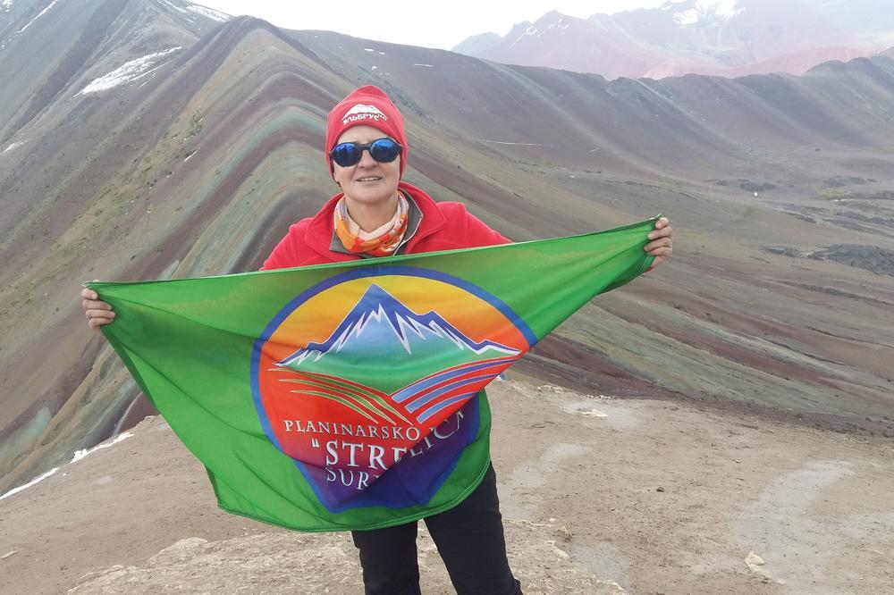 Foto Valentina Je Nezaustavljiva Posle Osvajanja Najvisih Vrhova