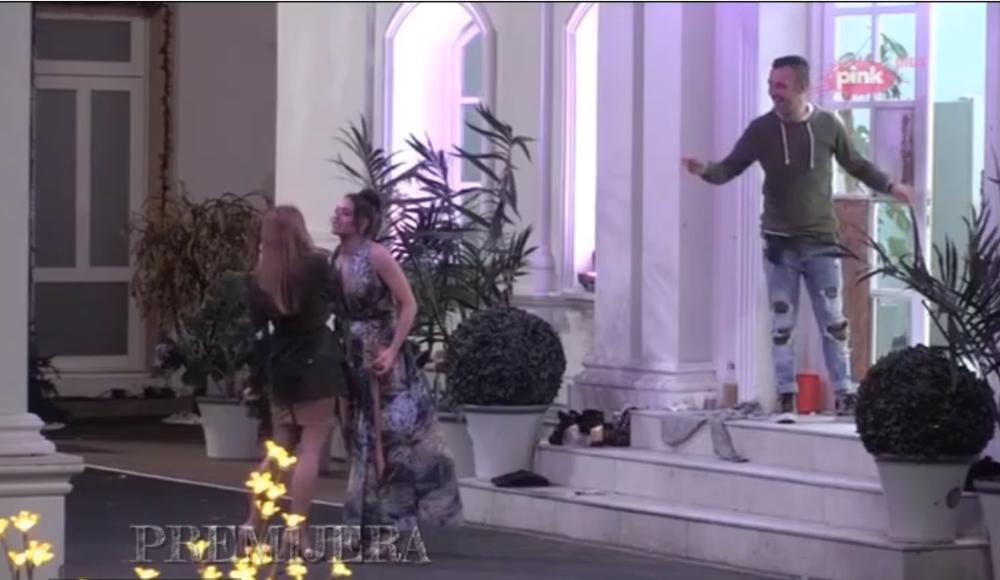 (VIDEO) UMALO DA SE POTUKU ZBOG MOMKA: Žestoka svađa u rijalitiju, zaratile Kija i Zorana!