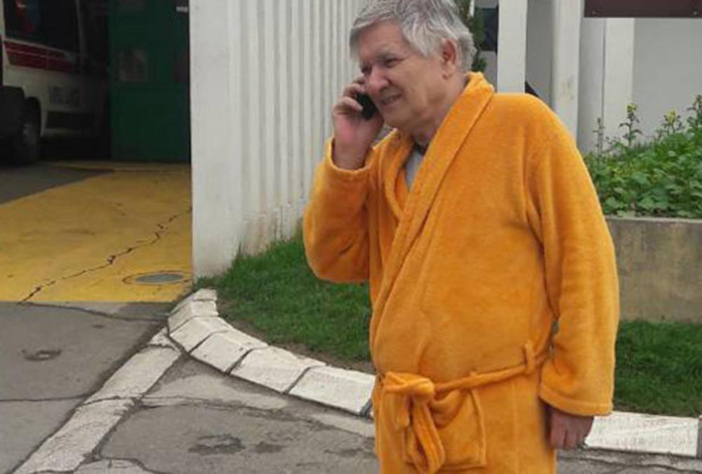 (FOTO) BRAT TOME ZDRAVKOVIĆA TEŠKO BOLESTAN: Novica čeka operaciju!