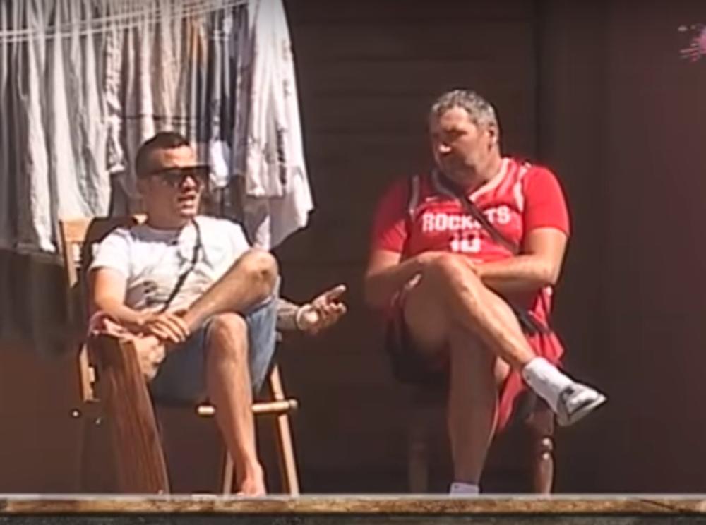 (VIDEO) BANE POLUDEO: Miki i Nadežda ponovo imali seks, ČOLAK REŠIO DA SE OBRAČUNA SA PČELAREM!