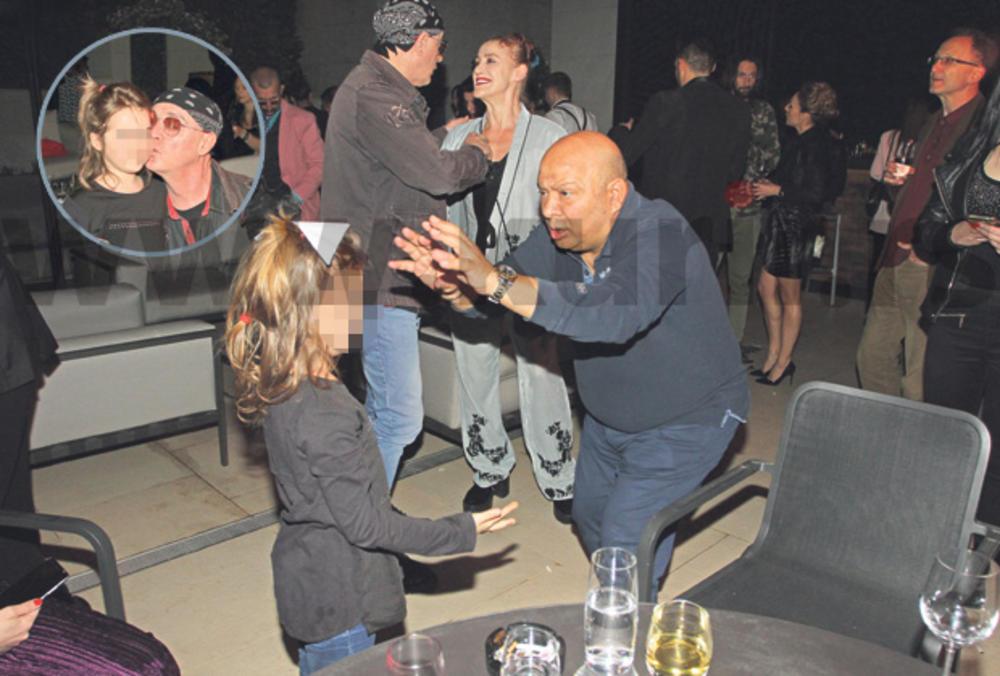 DŽEJ SE UŽIVEO U ULOZI ANIMATORA: Ramadanovski zabavljao Mandićevu ćerku