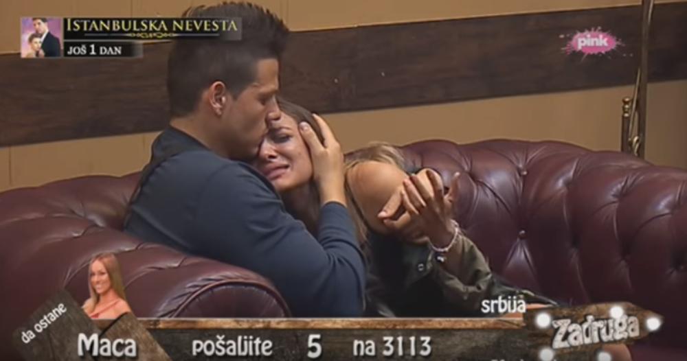 (VIDEO) LUNA HISTERISALA: Luda sam, imam napade panike! Dozivala Anabelu, a onda joj je Sloba očitao bukvicu!