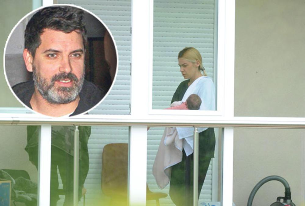 EKSKLUZIVNO! BRAK IZ PAKLA: Nataša Bekvalac umalo izgubila bebu u 6. mesecu zbog stresa!