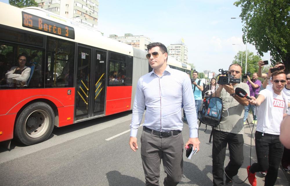 (KURIR TV) 2 SATA JE DAVAO ISKAZ PRED TUŽIOCEM: Evo šta je Luka Lazukić prvo uradio kada je izašao iz suda