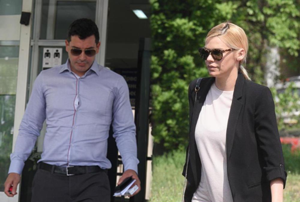 (KURIR TV) LUKA I NATAŠA PRED TUŽIOCEM: Lazukić posle skoro 2 SATA izašao iz zgrade suda! Nataša 3 sata davala iskaz! Svi detalji sa SASLUŠANJA!