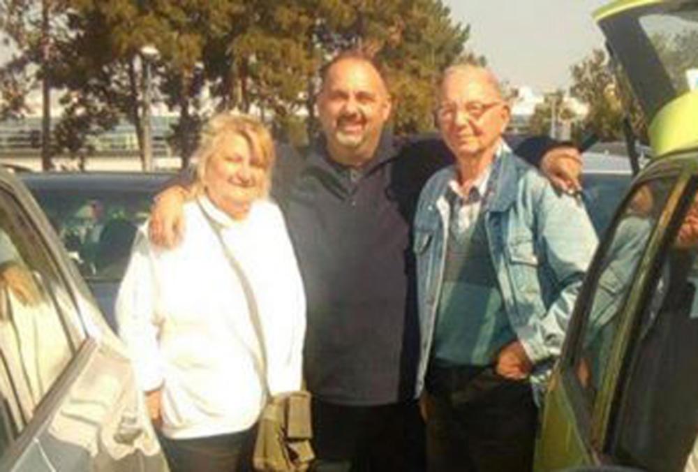 Tragično nastradali... Goran sa majkom i ocem