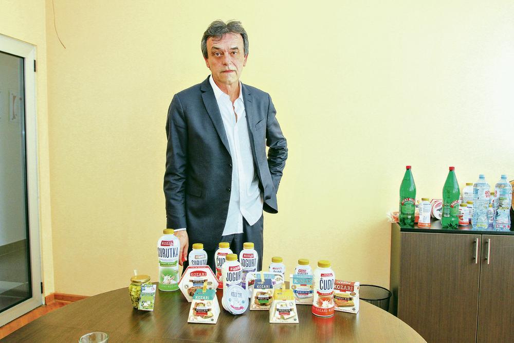 Garantovan kvalitet... Radomir Roganović, suvlasnik Beocapre