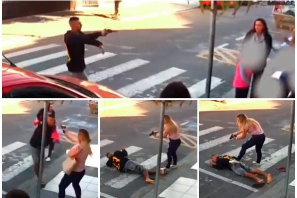 NAPADAČ UMRO U BOLNICI: NIJE ZNAO NA KOGA SE NAMERIO! Majka kojoj je otimao dete je policajka, CEO BRAZIL JE SLAVI! (VIDEO, FOTO)