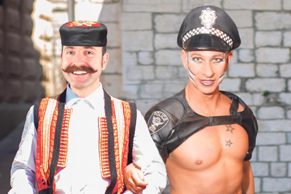 Gori gay oglasi u crnoj Eskort dame