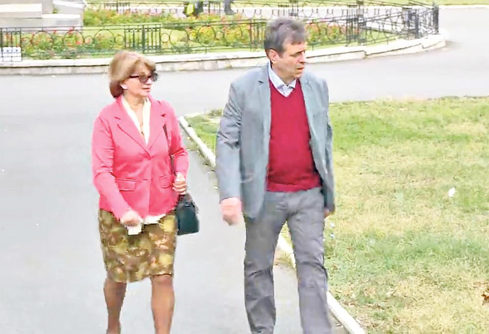 Srodne duše... Ljiljana i Vojislav Koštunica