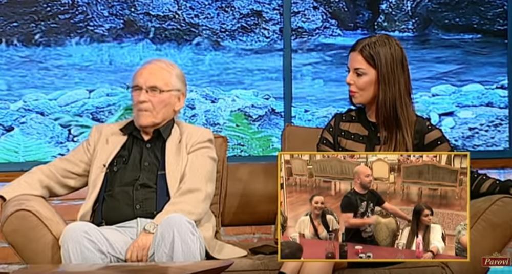 NIJE BIRAO REČI: Mili BRUTALNO izvređao deda Adama! (VIDEO)