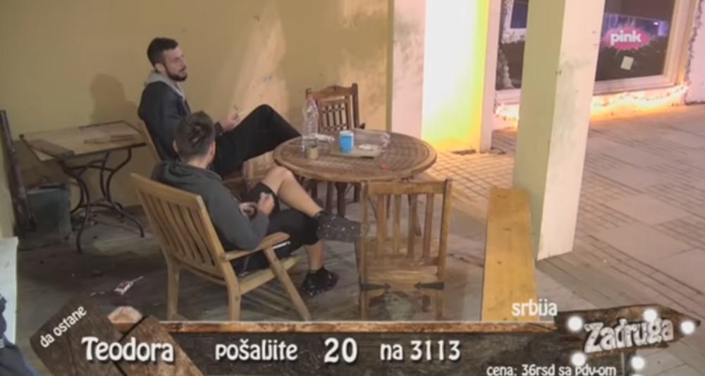 ĐEKSON TEŠKA SRCA PRIZNAO: Andrijana nije za mene definitivno! Ne znam da li bi izdržala sa mnom mesec dana napolju! (VIDEO)