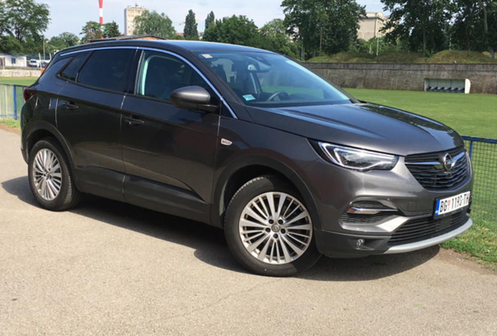 Novi X faktor u paktu Nemaca i Francuza: Opel grandlend X