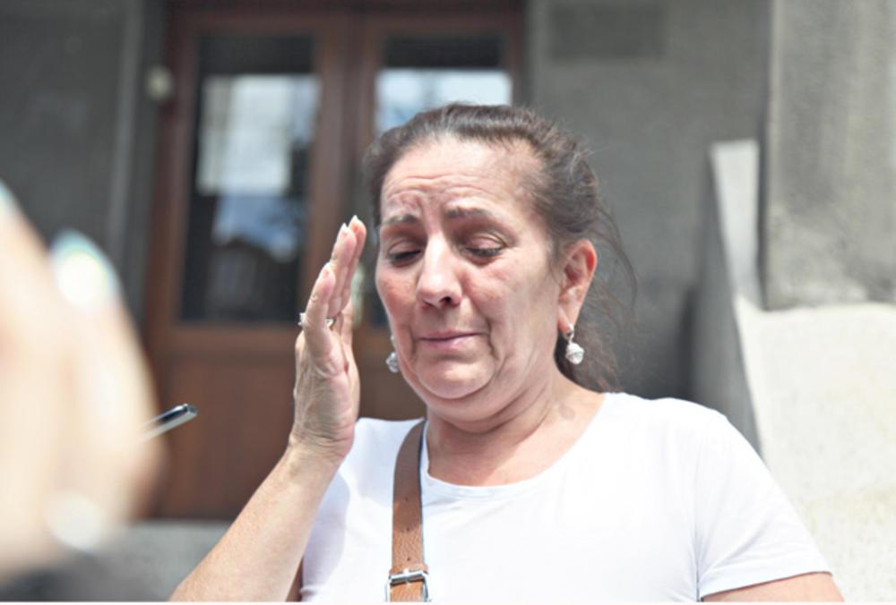 Sprema pogreb... Sinanova udovica Sabina Sakić