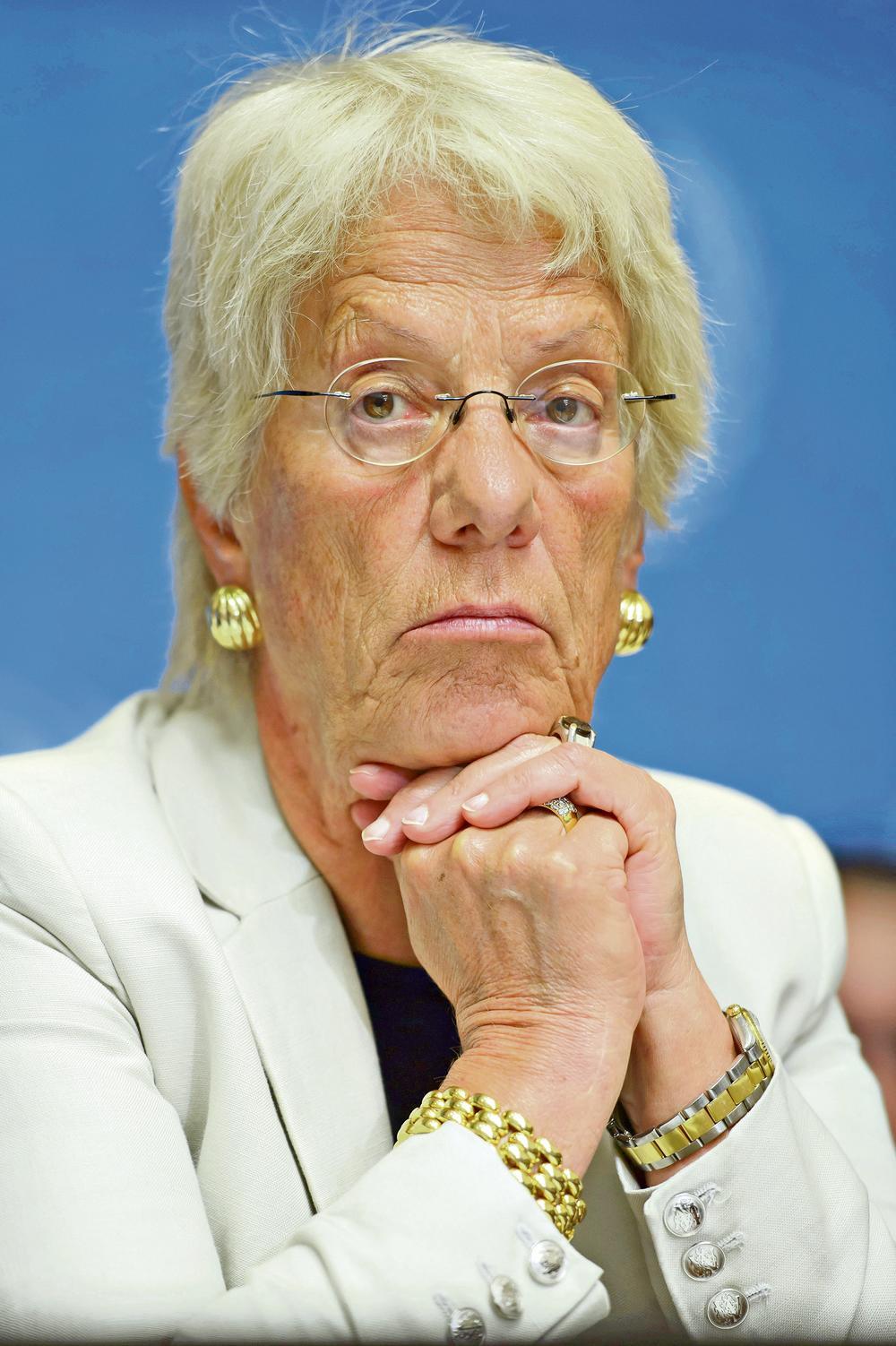 Otkrila tajne srpskih političara iz devedesetih... Karla del Ponte