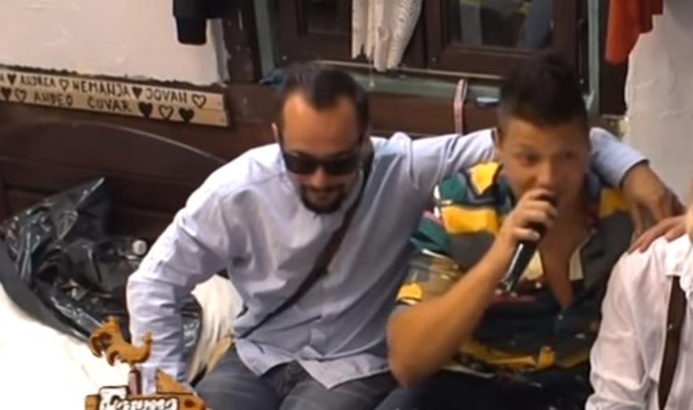SLOBA JE I PRE 3 GODINE U RIJALITIJU NAPRAVIO HAOS: Zapevao na UVCE ovoj pevačici i naterao joj suze na oči (VIDEO)