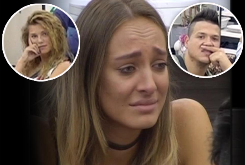 PLAČE KAO KIŠA: Luna i Sloba gledali svoje ljubavne snimke, blogerka nije mogla da zaustavi suze! A onda im je Kija sasula sve u lice! (VIDEO)