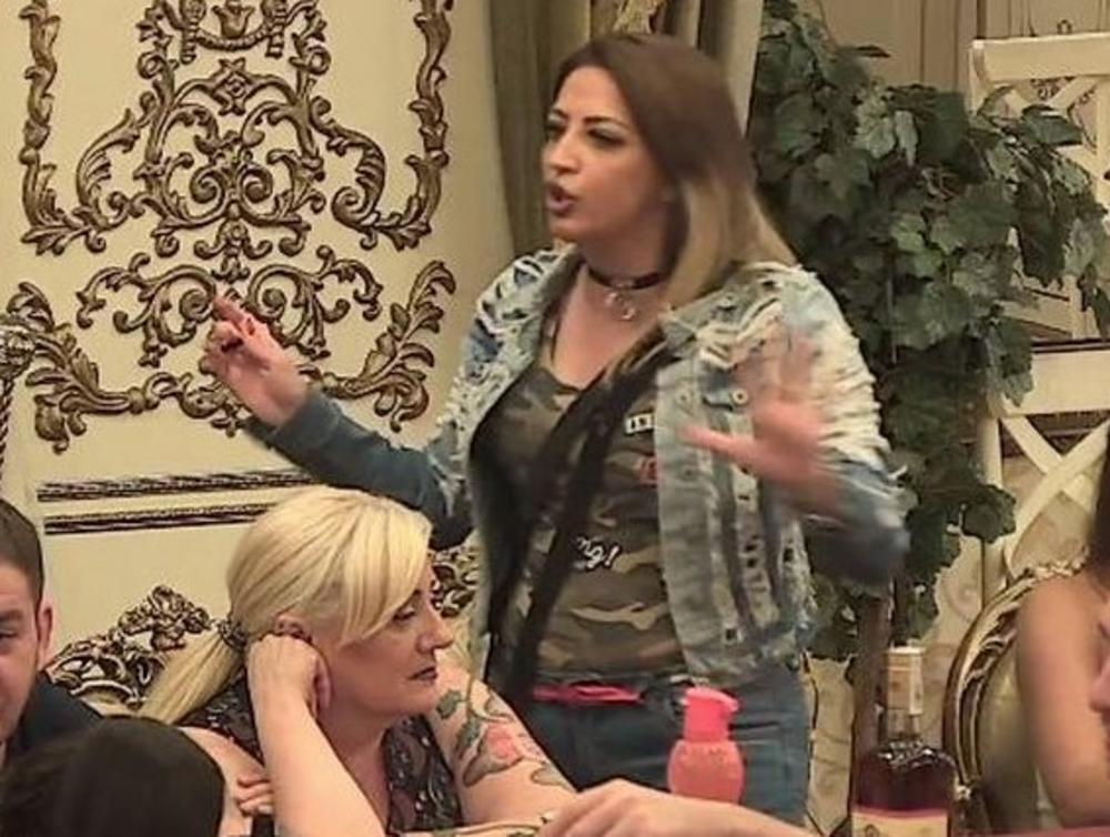 MARIJA TAKSI IZREVOLTIRANA: Nikada ne bih zavodila muškarce   samo zbog finala kao ONA!