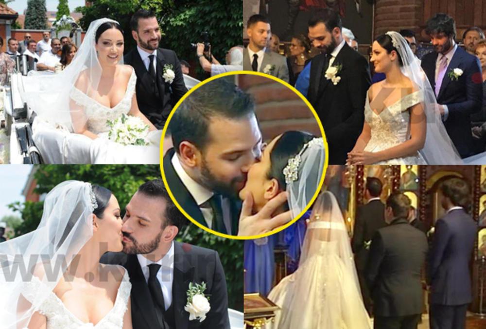 MLADA O KOJOJ SE NE PRESTAJE PRIČATI: Imala je 3 LUKSUZNE venčancice, ali kad je Prija obukla OVU HALJINU, izgledala je BRUTALNO dobro (FOTO)