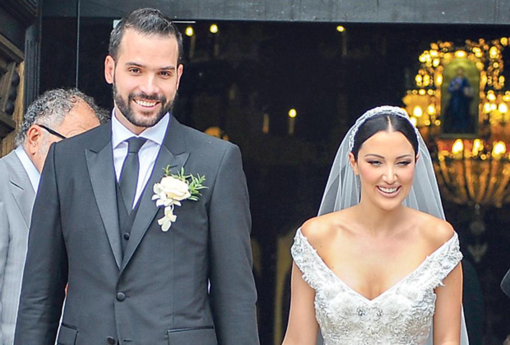 SVADBA DECENIJE: Grandiozno venčanje kakvo Srbija nije videla!