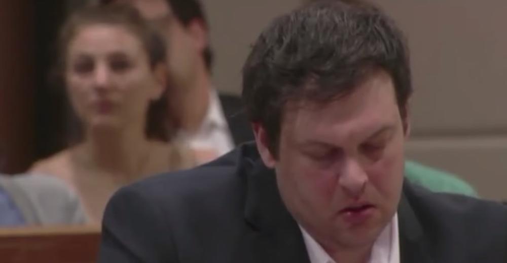 Lejbel je samo zurio tokom suđenja