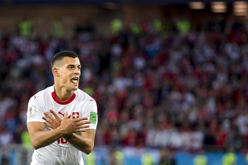ALBANAC PONOVO UZBURKAO STRASTI: Fudbaler Švajcarske koji je tokom Mundijala direktno provocirao Srbiju ponovo se oglasio! Ne može da zaboravi Srbe ni dok je na odmoru!