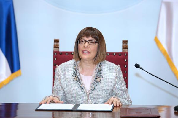 GOJKOVIC: Vucic je prvi predsednik koji je predlozio kako resiti problem odnosa Pristine i Beograda