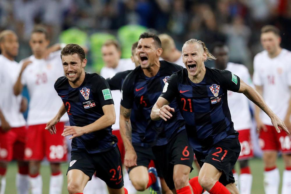 Резултат слика за Hrvatska u finalu SP-a, ludilo u Zagrebu