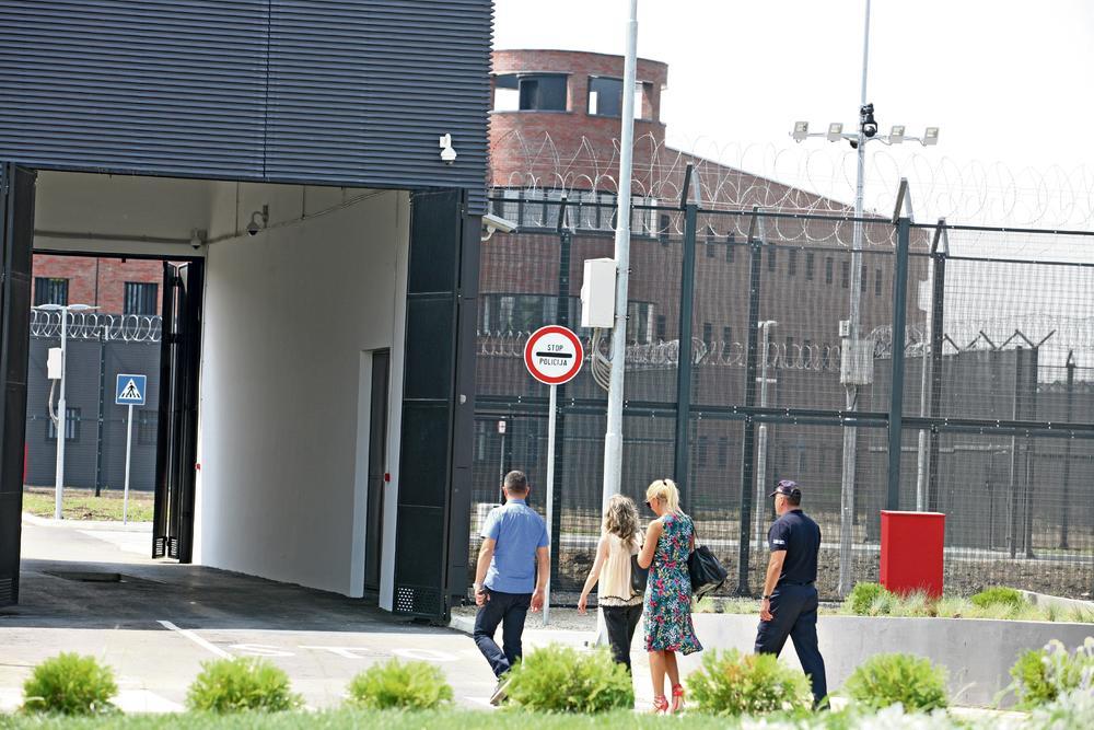 ulaz u zatvor