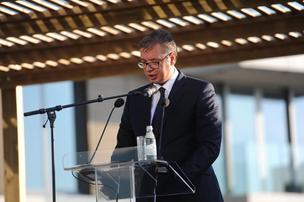 VUČIĆ O STRANIM PRITISCIMA NA SRBIJU: Englezi bi da priznamo Kosovo, a ne moram da vam kažem koliko je to realno