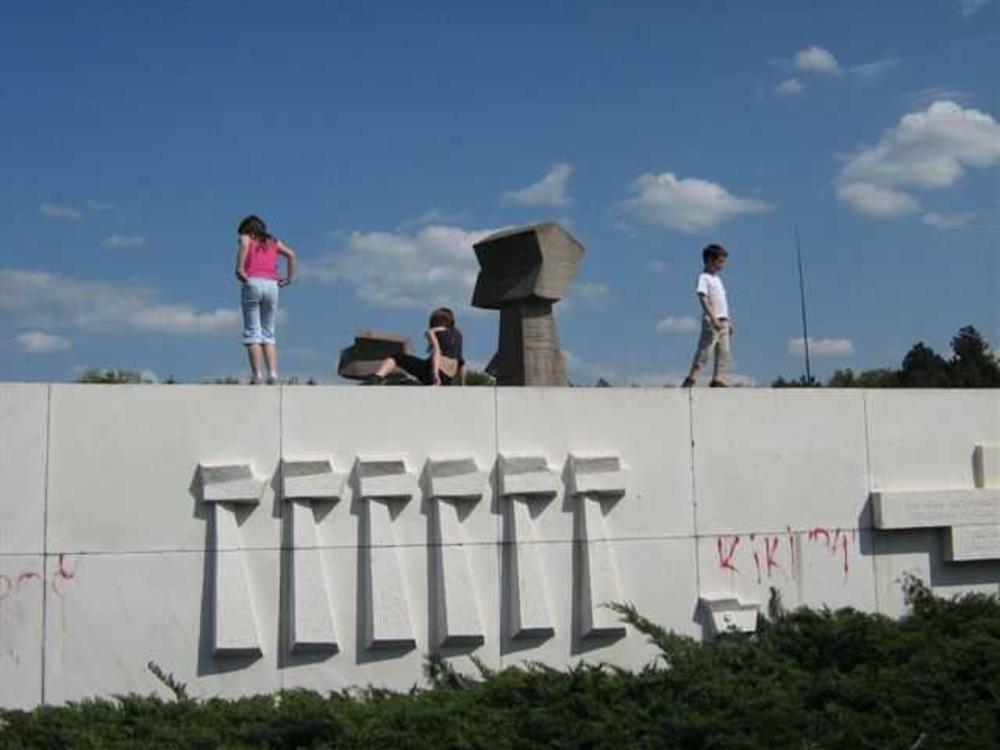 Deca u parku Bubanj