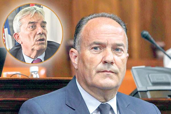 MINISTAR SARCEVIC O ALAVOM DIREKTORU DJUROVICU: Gde je tuzilastvo? Celu pricu ispraticu do kraja!