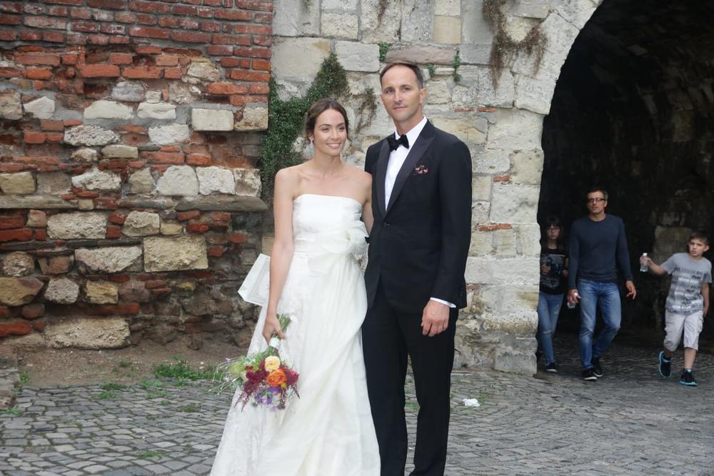 SRPSKI TENISER STAO NA LUDI KAMEN: Zvanice stigle na Kalemegdan, a EVO šta su mladenci otkrili pre venčanja! (KURIR TV)