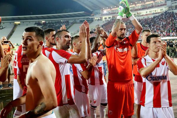 PUNA KASA NA MARAKANI: Evo koliko je Crvena zvezda zaradila eliminacijom Spartaka! A koliko će tek dobiti za Ligu šampiona...