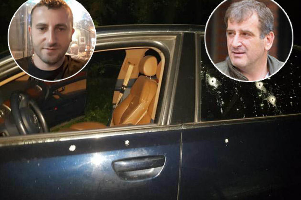 RAFALOM NA ČUMETOVOG BIVŠEG ŠEFA OBEZBEĐENJA: Pucali na Aleksandra Avramova iz automobila u pokretu! (FOTO)