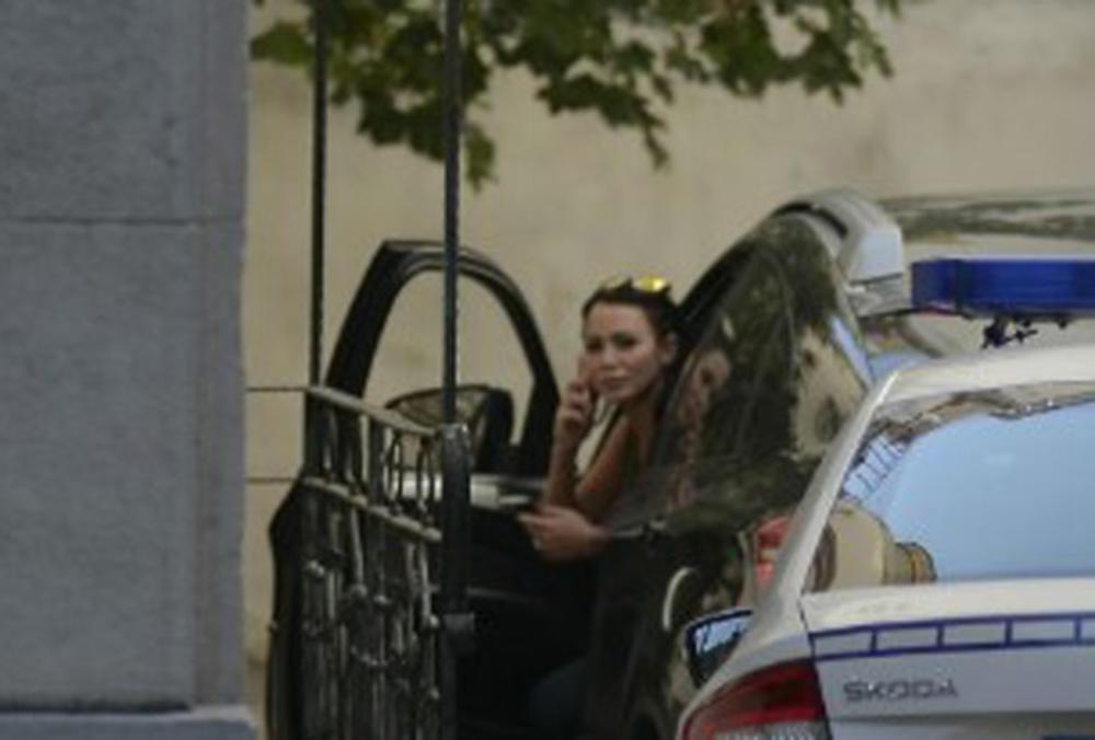 ZBOG OVOGA JE TAMARA NA METI POLICIJE: Otkrivamo zašto su starletu priveli i odvezli njen skupoceni BMW (VIDEO)
