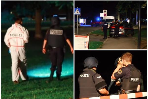 PUCNJAVA U SALCBURGU: Srbin (35) tesko ranjen tokom prenosa vazne Zvezdine utakmice (VIDEO)