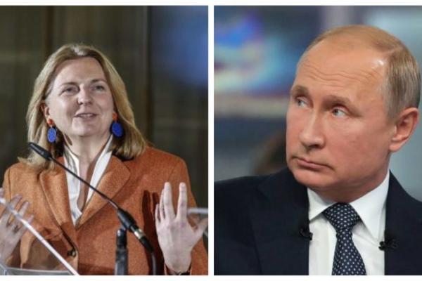 ALARM ZBOG PUTINOVOG DOLASKA NA SVADBU, SPECIJALCI NA NOGAMA! Ruski predsednik stize na vencanje ministarke!