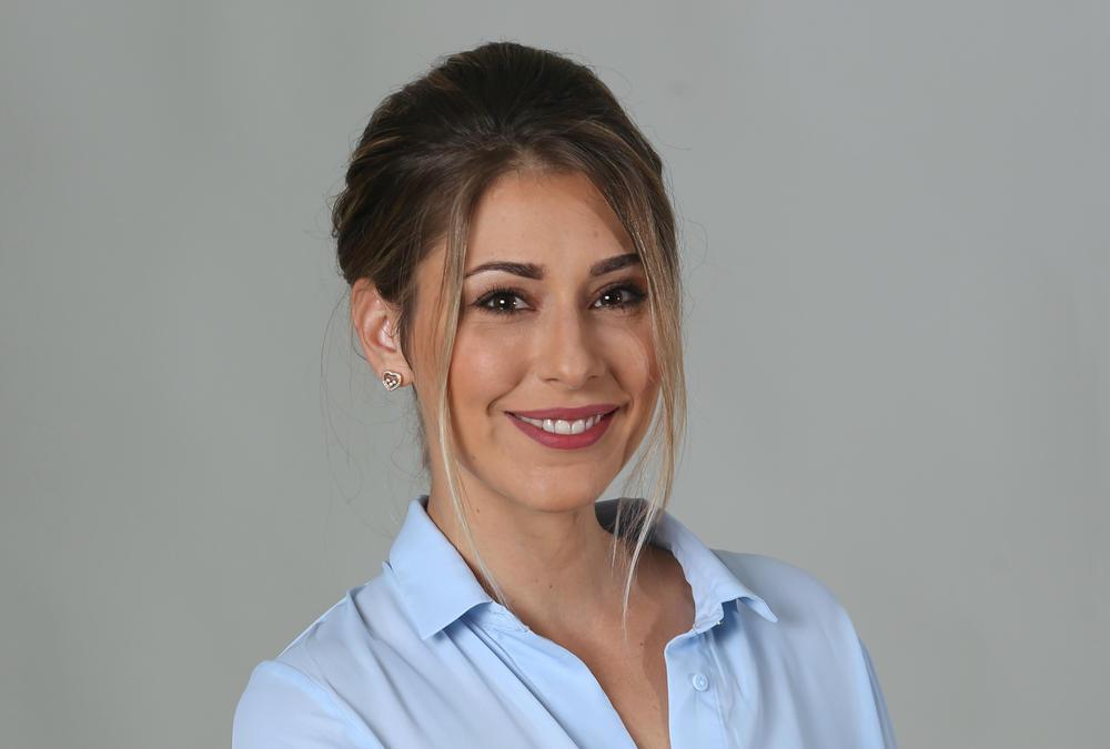 ZOVU JE KOCKA LEDA OD KADA JE BILA MALA: Kristina Radenković priznala kada pusti SUZU i zbog čega strahuje!