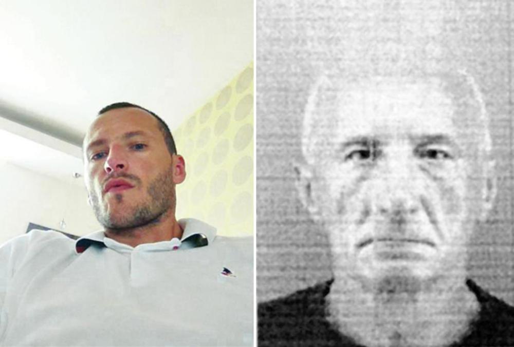Žrtve krvavog rata... Vojin Stanković i njegov otac Dejan Stanković Ždrokinac