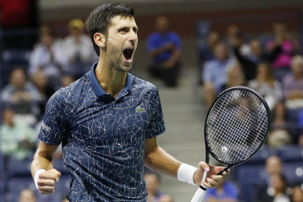 ĐOKOVIĆ U FINALU US OPENA: Novak počistio sa terena Nišikorija. Za titulu igra protiv Del Potra! (VIDEO)