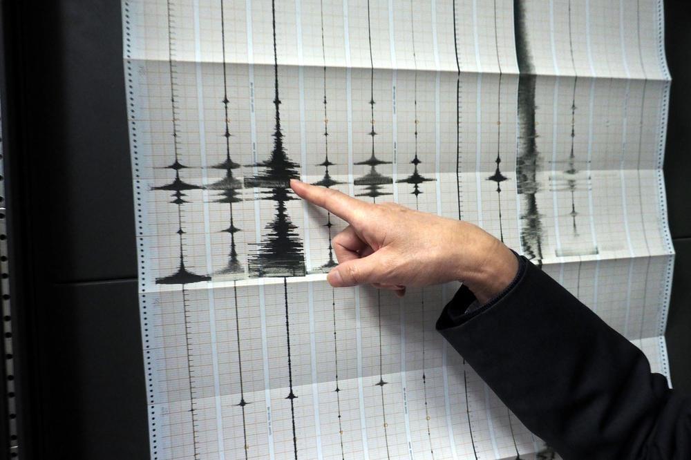TLO NA ZAKINTOSU SE NE SMIRUJE Dva Nova Zemljotresa U Razmaku Od 7 Minuta