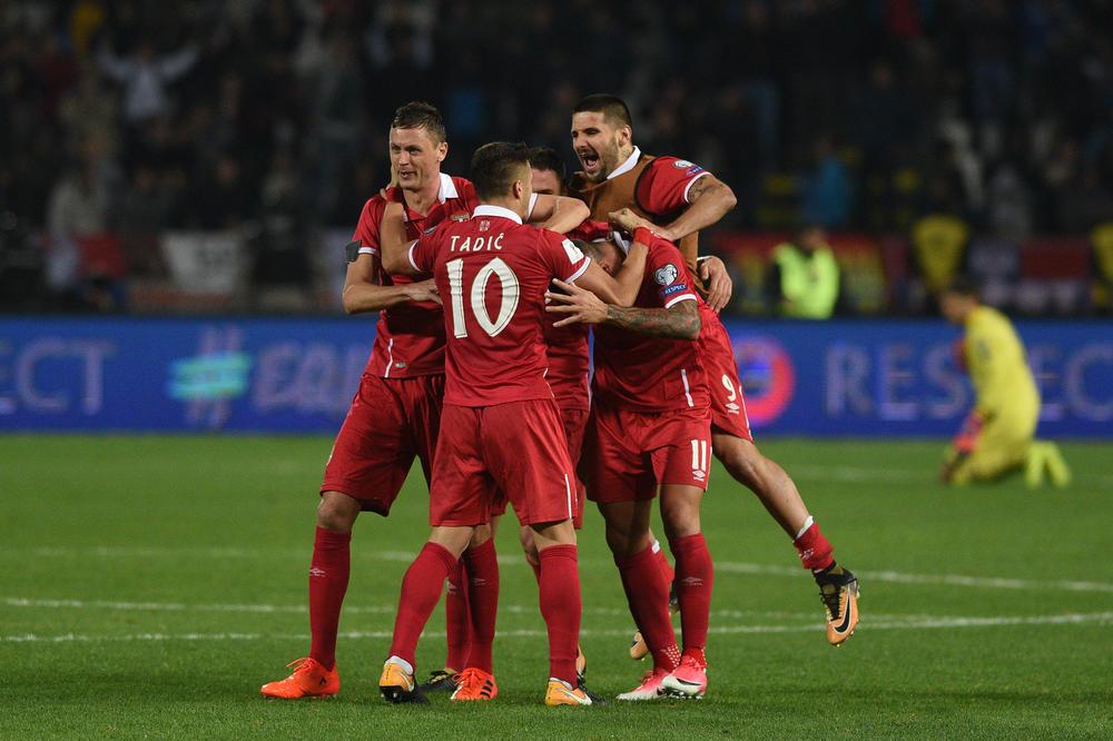 KAKAV GAF UEFA  Evropska kuća fudbala nema pojma gde igraju Srbija i  Rumunija (FOTO fed8696e44b8c