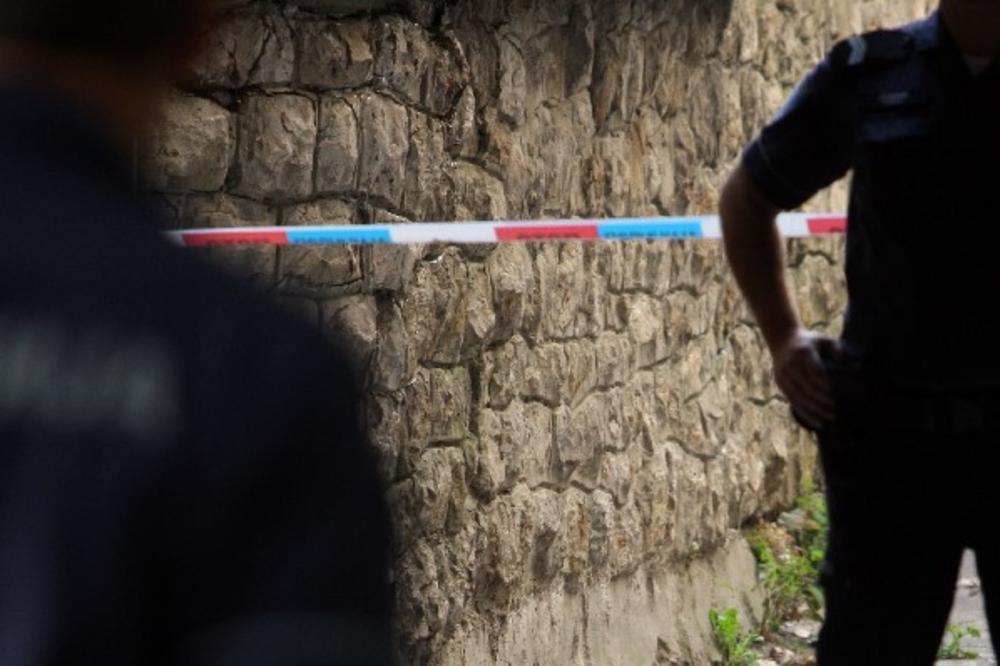 Upucan Kruševljanin u centru grada, lekari mu se bore za život