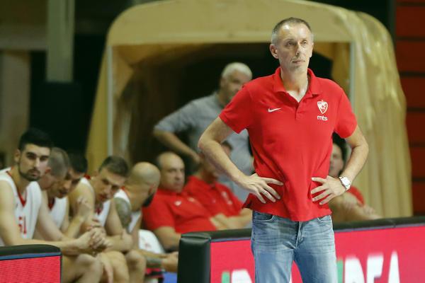 SVAKO POTCENJIVANJE MOZE DA SE ZAVRSI PORAZOM: Milan Tomic oprezan pred mec sa Krkom u ABA ligi