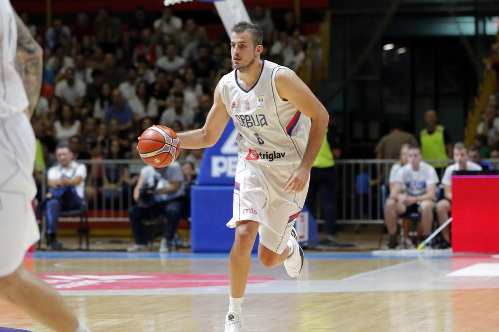 Košarkaši Zalečili Grčke Rane Srbija Pred 5000 Navijača U
