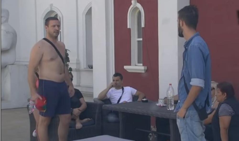NEMANJA I MC DAMIRO PSOVALI JEDAN DRUGOG DO BOLA, TOŠIĆ ODLEPIO: Ja devojčice ne bijem, a videćeš za to ku.čenje! (VIDEO)