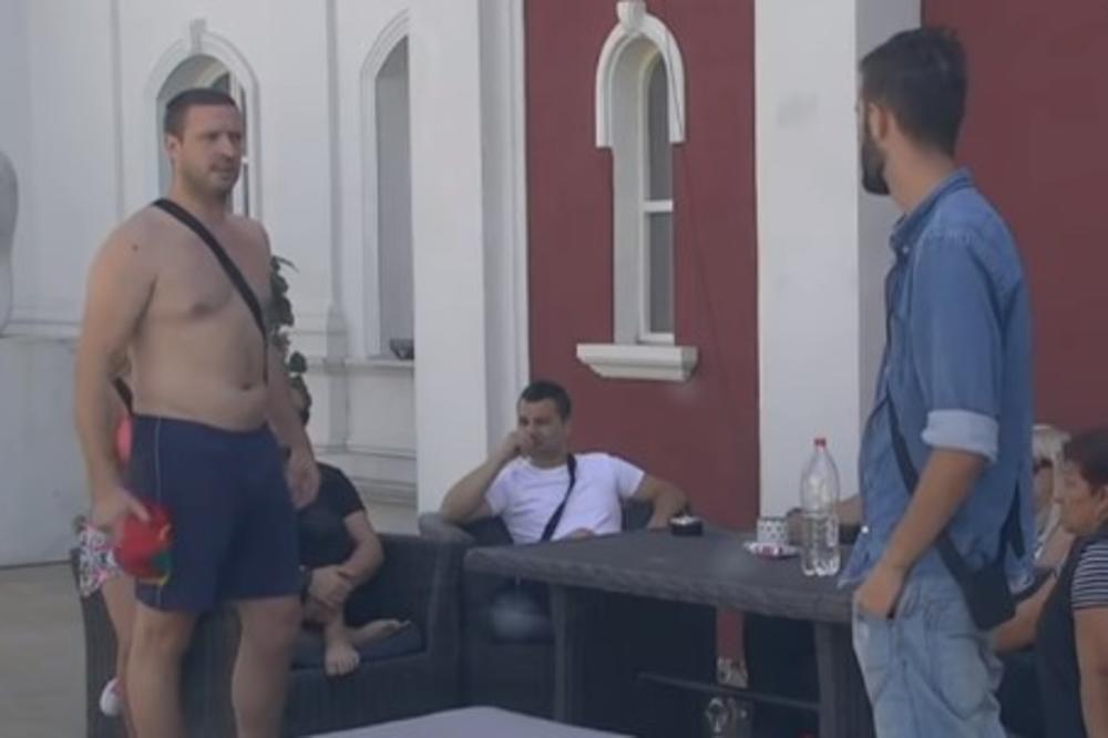 Nackt Miljana Popović  Marku HITNO