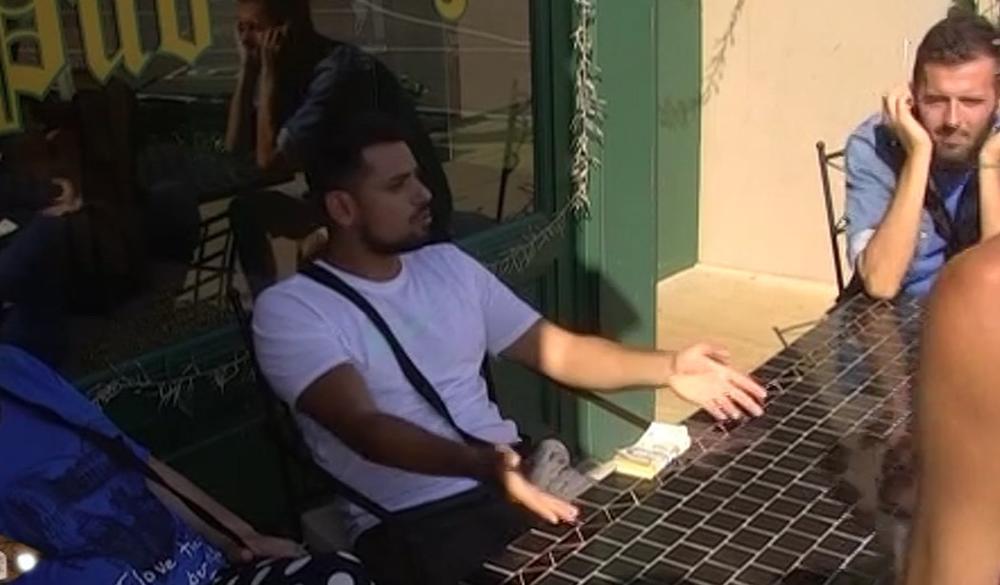 BILI SU 9 MESECI NERAZDVOJNI, DELILI MRVICE HRANE, A POBILI SE ZBOG ŽENE: Santana sad tvrdi da je Čolak omađijan, evo kod koga je išao pre Zadruge 2 (VIDEO)