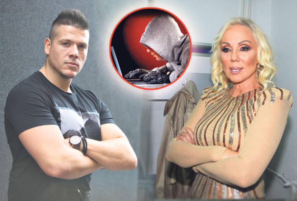 UCENILI LEPU BRENU I SLOBU RADANOVIĆA: Sajber kriminalci napali i Sanju Marinković, Olju, Tijanu, Sonju... ČITAJTE U KURIRU!